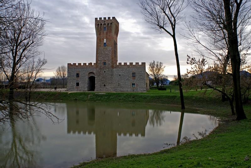 ''IL CASTELLO DAL LAGHETTO'' - Cervarese Santa Croce
