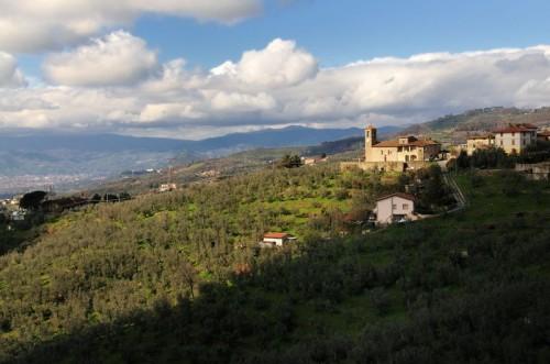 Lamporecchio - La bellissima campagna toscana - Porciano/Lamporecchio
