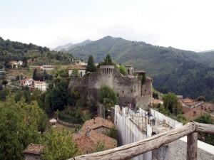 i ruderi della fortezza