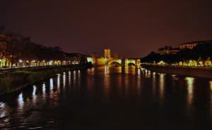 L'Adige e Castelvecchio