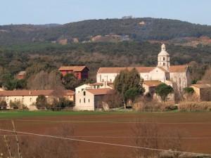 L'abbazia e il borgo