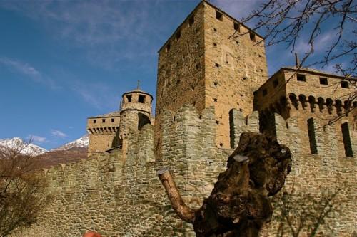 Fénis - fenis...il castello