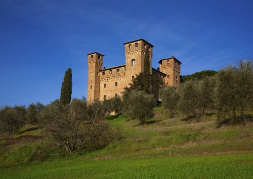 Siena - Castello delle Quattro Torra, n° 2
