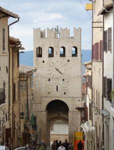 La porta di Montefalco
