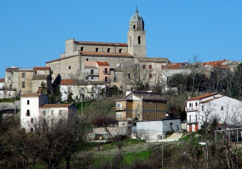 "Montorio nei Frentani - ""Mons Aureus"""