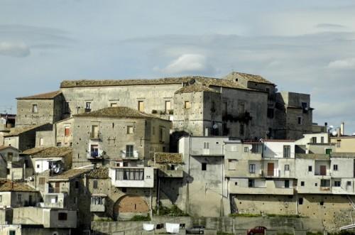 Monasterace - Il castello medievale di Monasteraxe