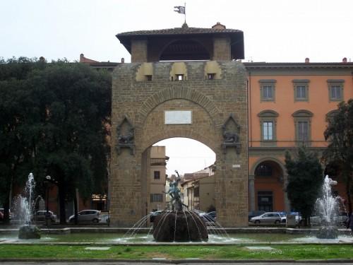 Firenze - Vi lascio con un proverbio fiorentino.....Siamo alle porte cò sassi!!!