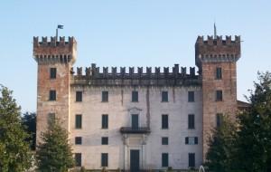 Il lato A del castello
