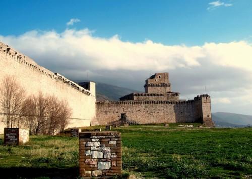 Assisi - Perfette alchimie geometriche