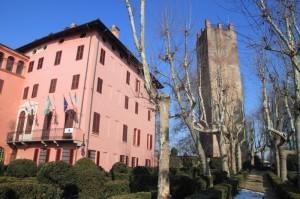 """Il Castello in """"rosa"""""""