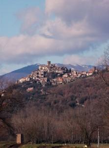 Roviano - Panorama