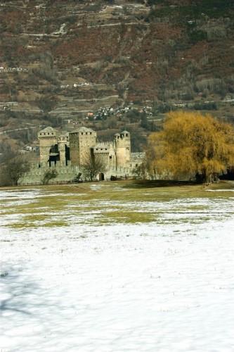 Fénis - il castellone