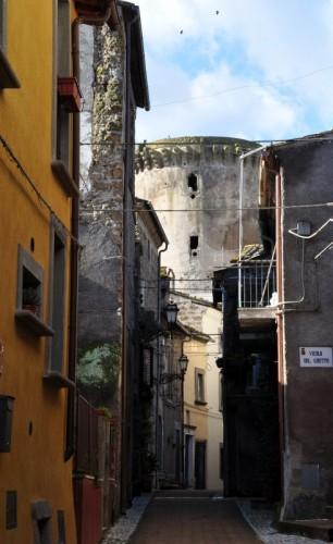 Bomarzo - Dal Vicolo del Ghetto