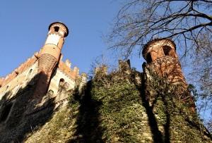 Castello di Malgrà: le torri