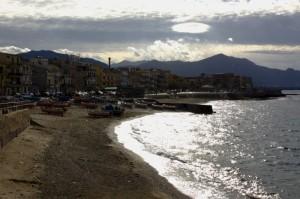 Il mare di Aspra
