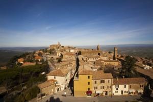 Mattino a Montalcino