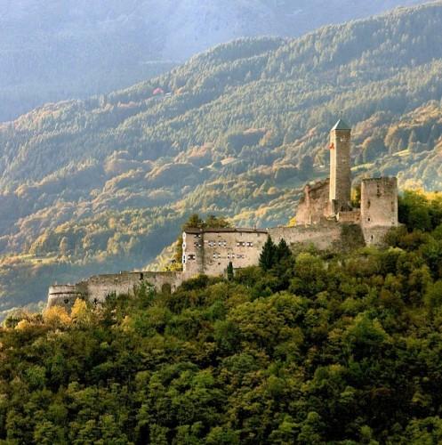 Borgo Valsugana - Castel Telvana