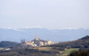 Il comune di Viarigi.