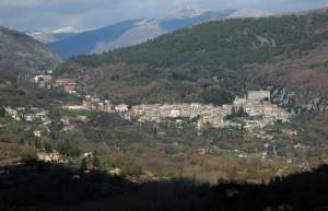 Arsoli - Panorama