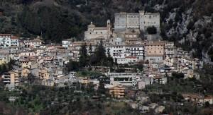 Arsoli - Il castello