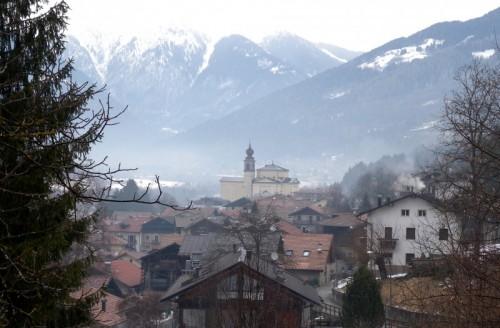 Bocenago - Bocenago nella nebbia...