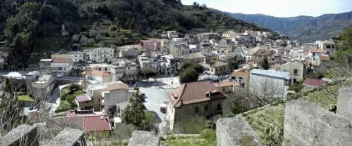 Pazzano - Panorama di Pazzano