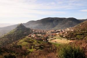 Il Borgo Fortificato Del Goceano