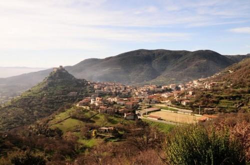 Burgos - Il Borgo Fortificato Del Goceano