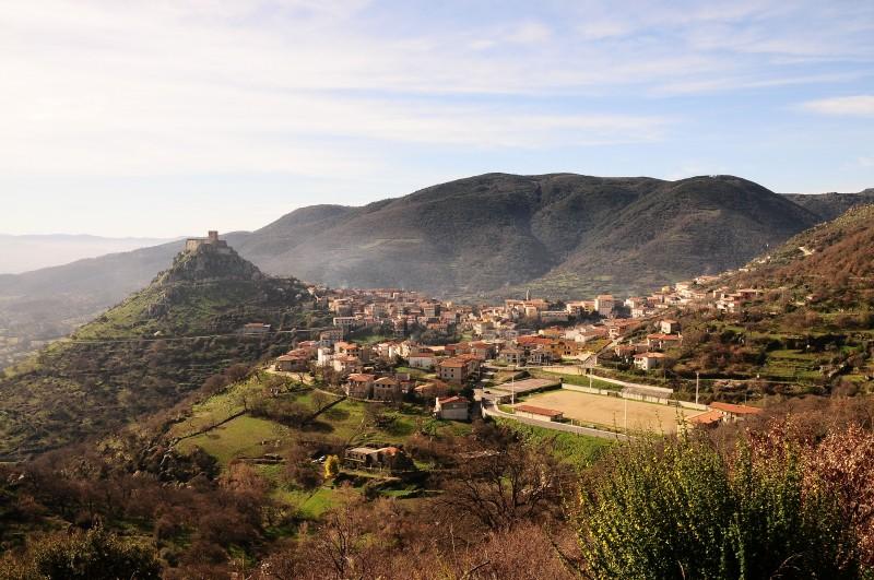 ''Il Borgo Fortificato Del Goceano'' - Burgos
