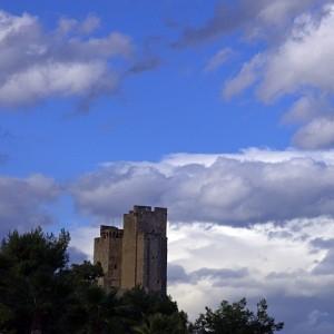 Altra del castello di Roseto Capo Spulico
