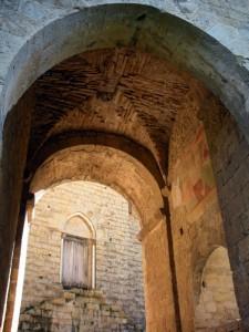 la loggia del castello