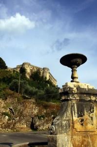 Castello di Balsorano in provincia dell'Aquila