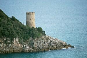 l'ultima torre del concorso a Gaeta