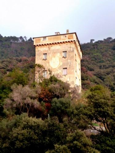 Camogli - Torre dei Doria