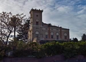 La Torre Girelli a Mascalucia