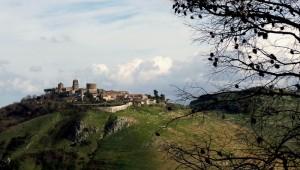 Panorama di Casertavecchia