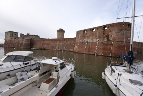 Livorno - Fortezza Vecchia di Livorno