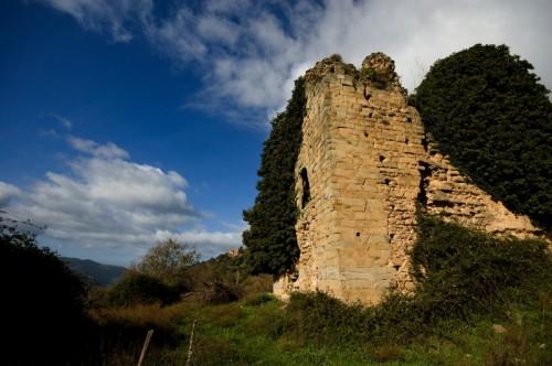 Castell'Umberto - Ruderi del castello