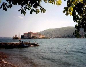 Isole Borromee…Palazzo Borromeo sull'Isola Bella