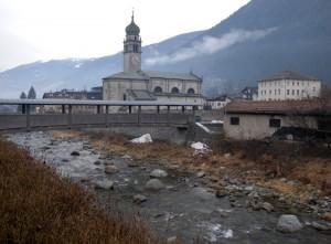 Sul torrente…
