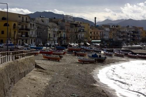 Bagheria - Le barche al sole di Aspra