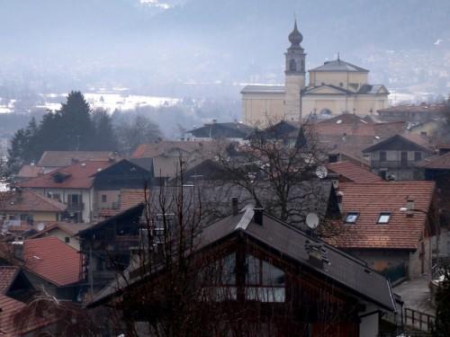 Bocenago - I tetti di Bocenago...