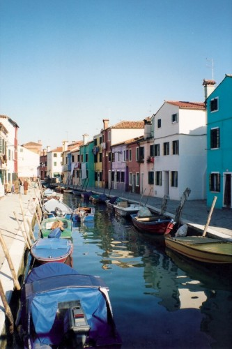 Venezia - Laguna blu