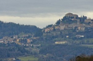 Panorama di Bertinoro