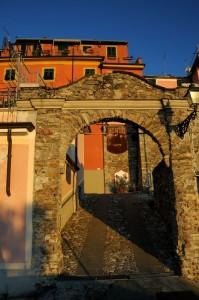 La porta di Vezzano