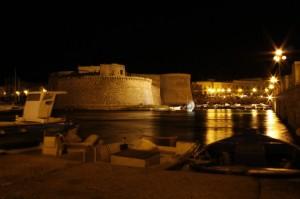 Notturno del Castello Angioino