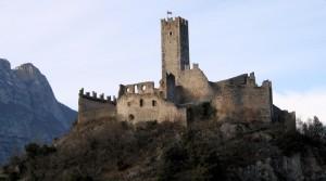 Castel Drena da Sud