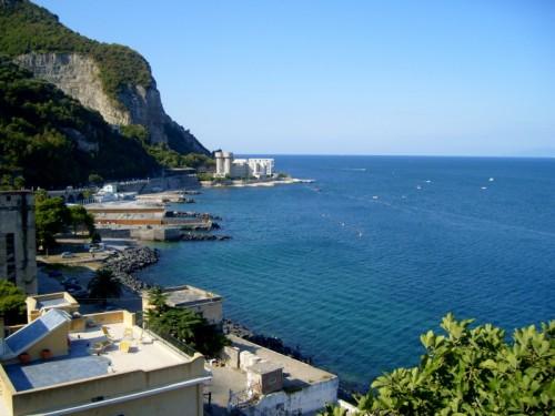Castellammare di Stabia - La via della costiera