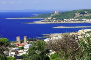 Panorama di Santa Maria al Bagno