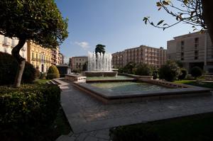 Avellino, Piazza della Libertà